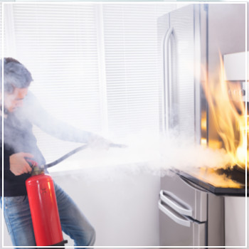 Keep Your Home Safe With Fire Protection M J Fahy Sons